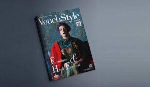 E-Magazine – Vouch Style v01- Furniture & High Fashion
